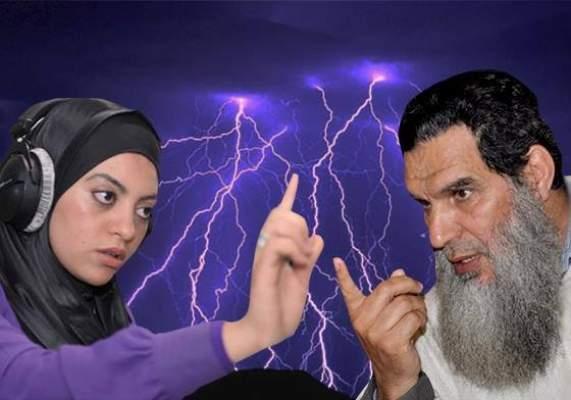 Photo of الشيخ الفرزازي والتسويق لفحولته المنتهية الصلاحية أمام الكاتبة مايسة ..!