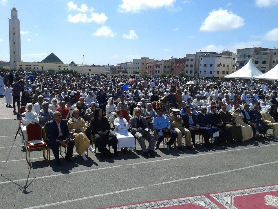 Photo of الدارالبيضاء .. الاحتفاء بحفظة القرآن بمصلى العيد بعين الشق