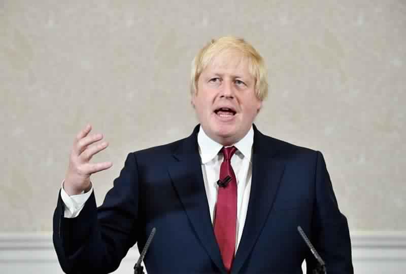 Photo of جونسون يتخلى عن الترشح لخلافة كاميرون لرئاسة الحكومة البريطانية