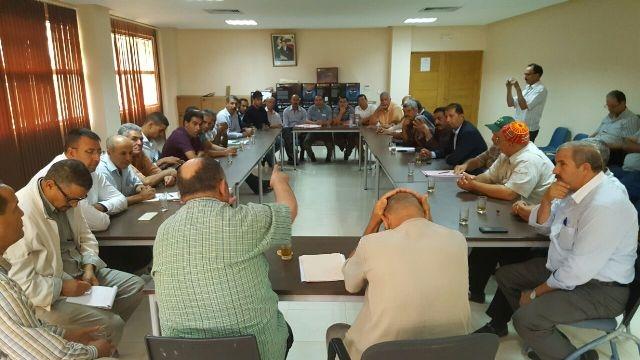 Photo of فلاحو الجهة الشرقية يؤسسون الجمعية الجهوية لمنتجي الزيتون بمدينة وجدة