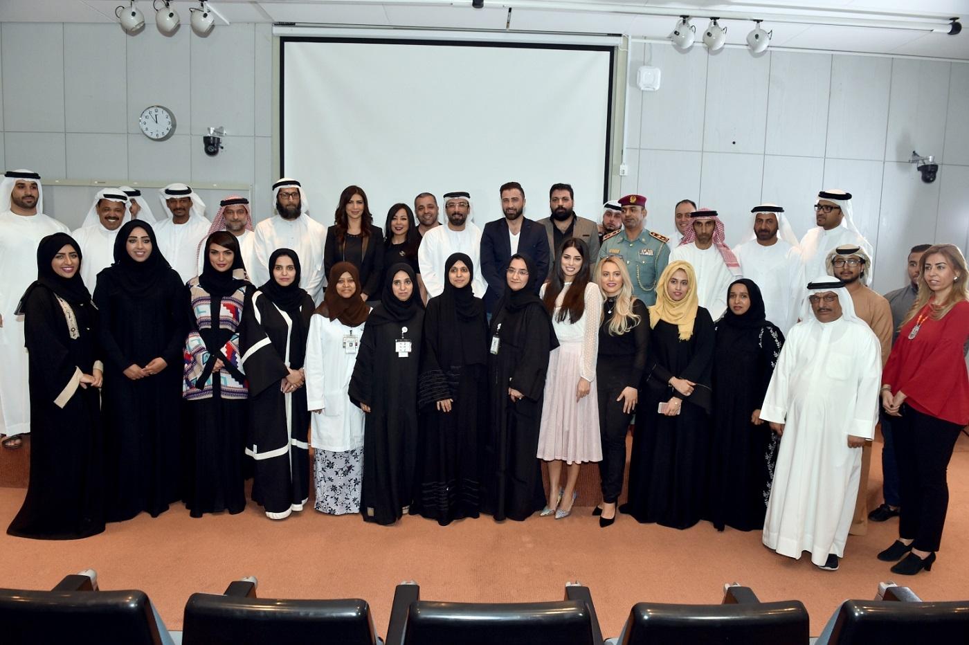 "Photo of سفير النوايا الحسنة  أيمن البياع يطلق مبادرة ""مستقبلهم أمانة"" في دبي"