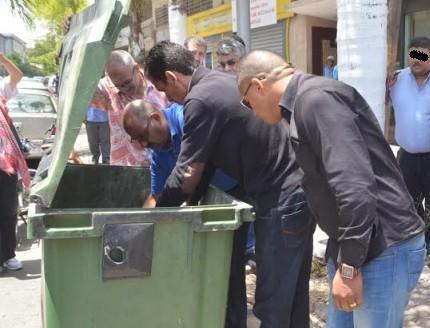Photo of العثور على جثة رضيع  بقمامة مستشفى خنيفرة