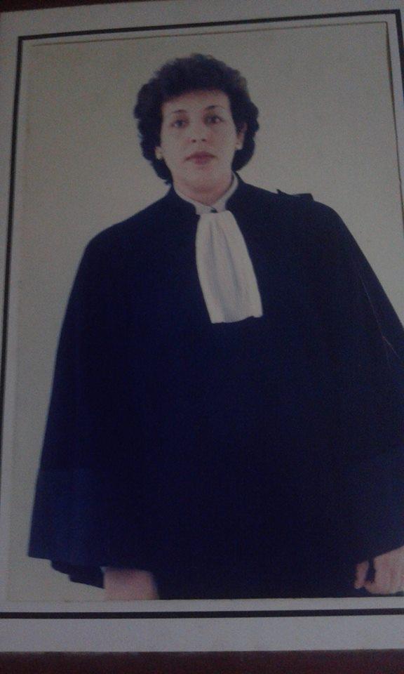 Photo of مقتطف من السيرة الذاتية للمحامية الدكتورة نجاة الكص