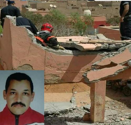 Photo of السمارة … مصرع عامل بناء إثر سقوط جزء من سقف صهريج