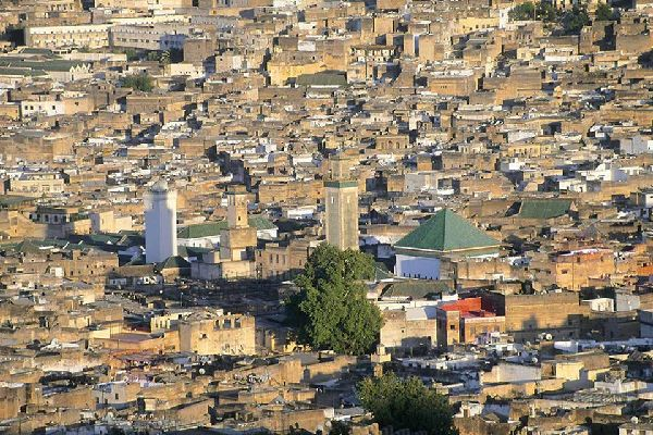 Photo of مدينة فاس الإرث الحضاري والغذاء المفقود