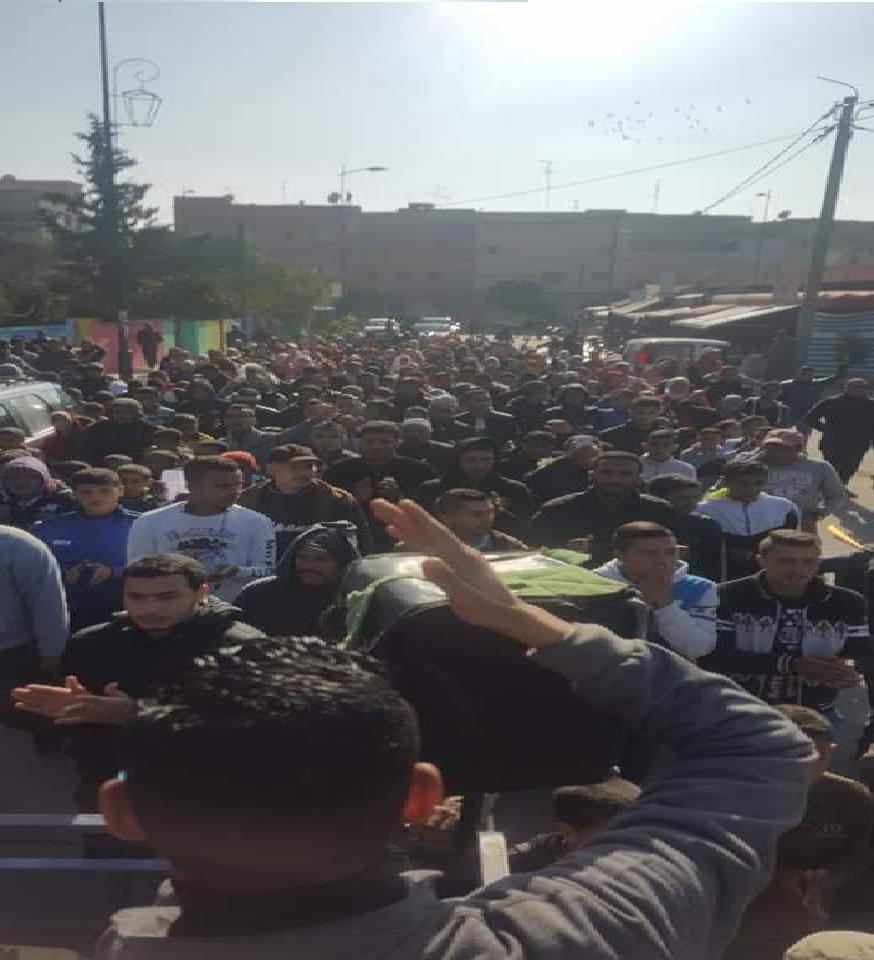 Photo of الإقصاء والتهميش يخرجان سكان حي العيون إلى الاحتجاج بشوارع اليوسفية