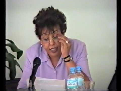 Photo of على هامش مؤتمر حول العدالة ..  الدكتورة نجاة الكص تذكر