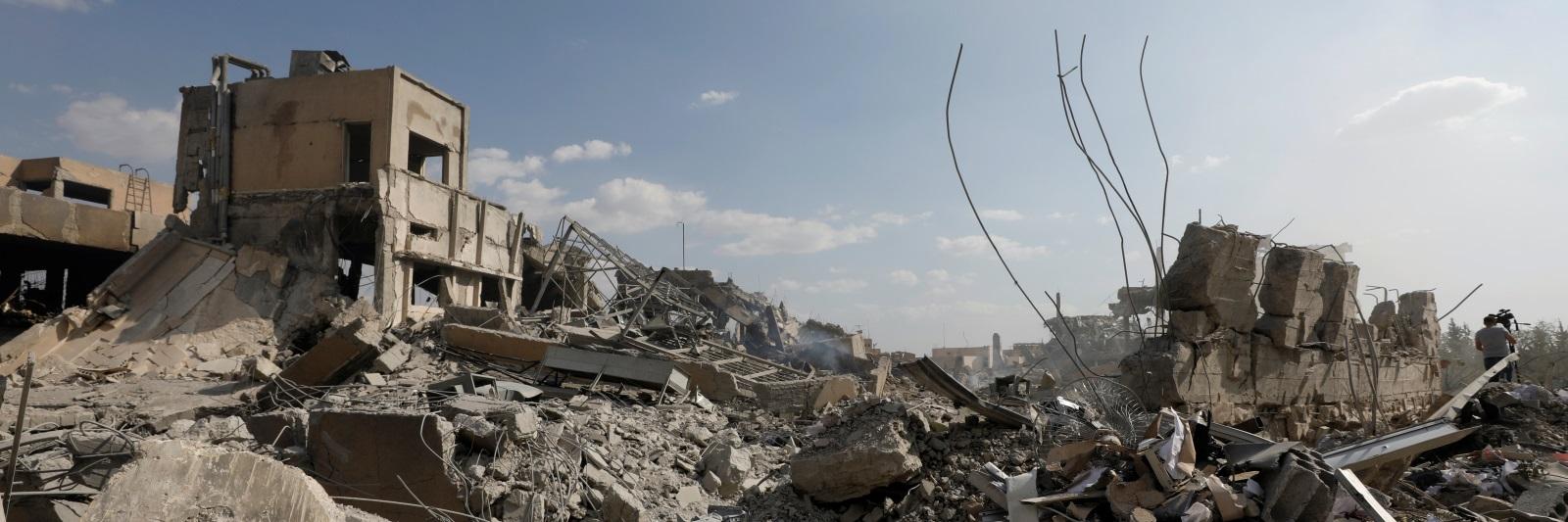 Photo of أسباب وتداعيات الضربة الثلاثية على سوريا