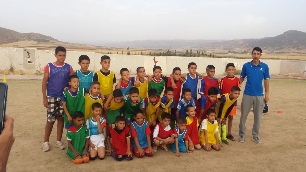 Photo of تيغسالين /  إسدال الستار على دوري عيد العرش لكرة القدم