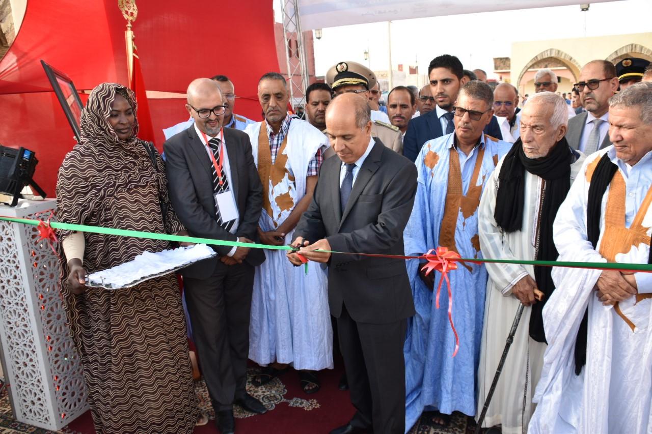 Photo of السمارة / افتتاح الدورة السادسة للمعرض الإقليمي للكتاب
