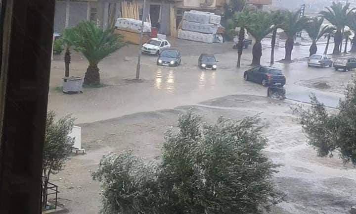 Photo of أسفي / دقائق قليلة من الأمطار تعري واقع البنية التحتية ..!