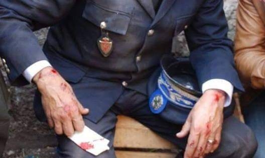 Photo of أسفي / الاعتداء على شرطيين ومحاولة سرقة سلاح ناري بالمحطة الطرقية ومحطة القطار