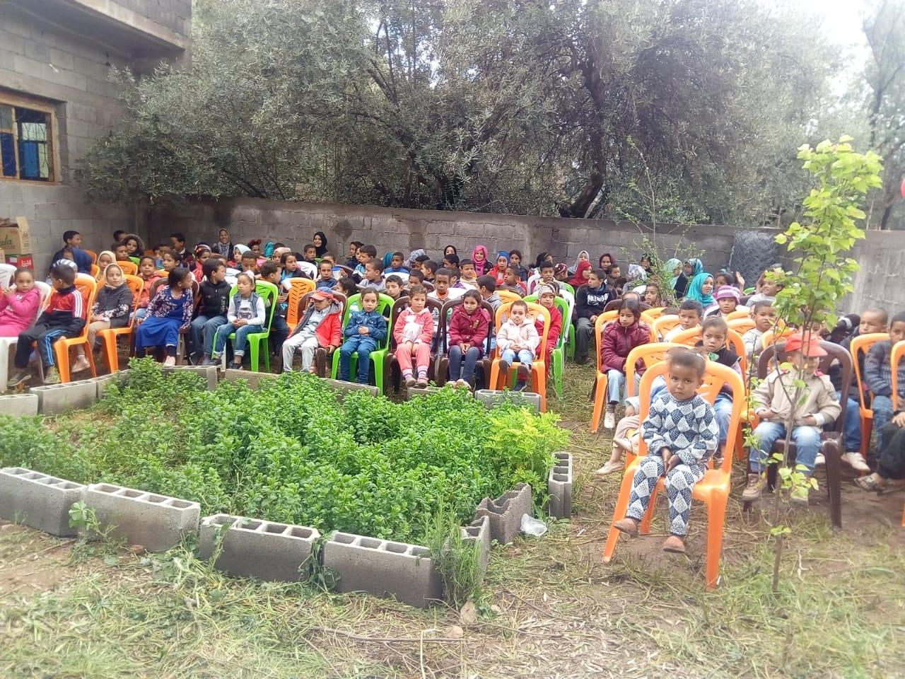 Photo of إقليم الحوز / أنشطة جمعيات المجتمع المدني