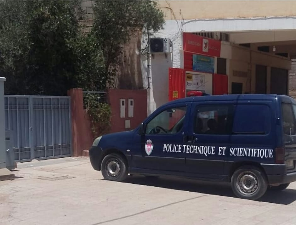 Photo of بني ملال / مقنعون يسطون على وكالة لتحويل الأموال