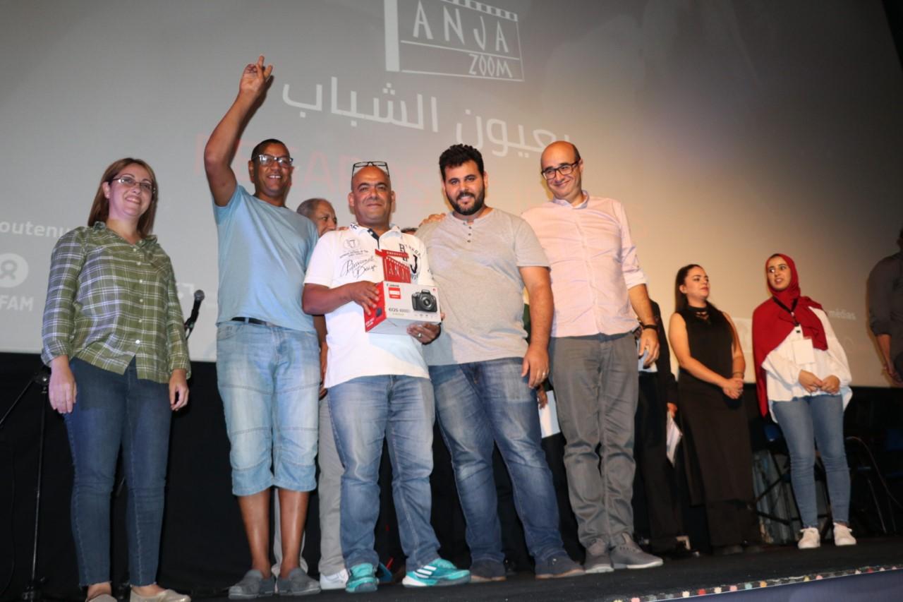 Photo of إسدال الستار على فعاليات النسخة الثامنة لمهرجان طنجة زووم للسينما الاجتماعية