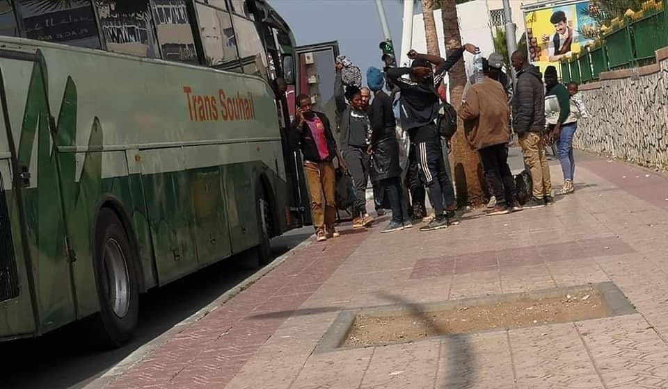 Photo of أسفي تختنق بالمهاجرين من دول جنوب الصحراء وسط صمت السلطات بالمدينة
