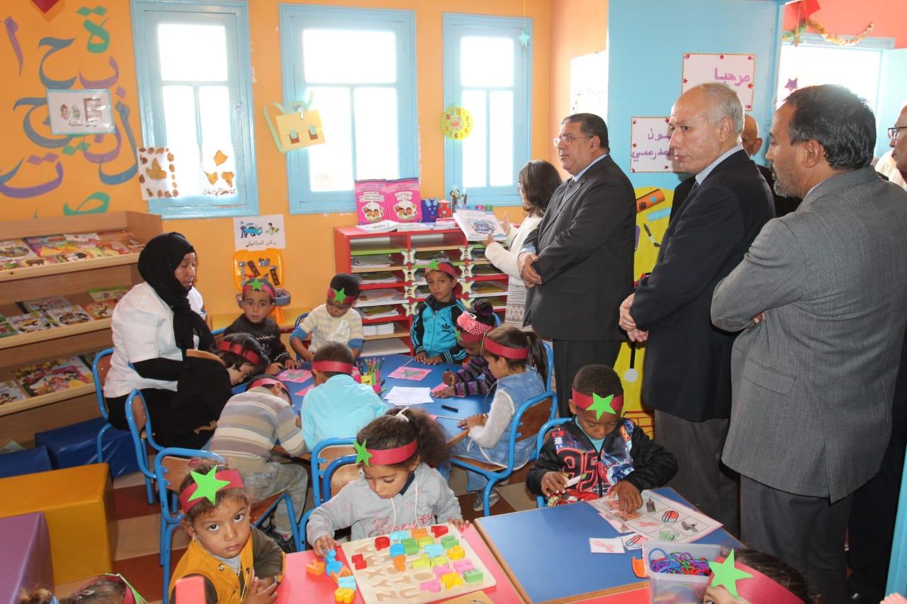 Photo of انطلاق الحملة الوطنية لتنمية الطفولة المبكرة
