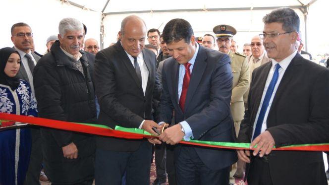 Photo of جرادة  / عامل الإقليم يترأس إعطاء الانطلاقة للمعرض الجهوي للصناعة التقليدية