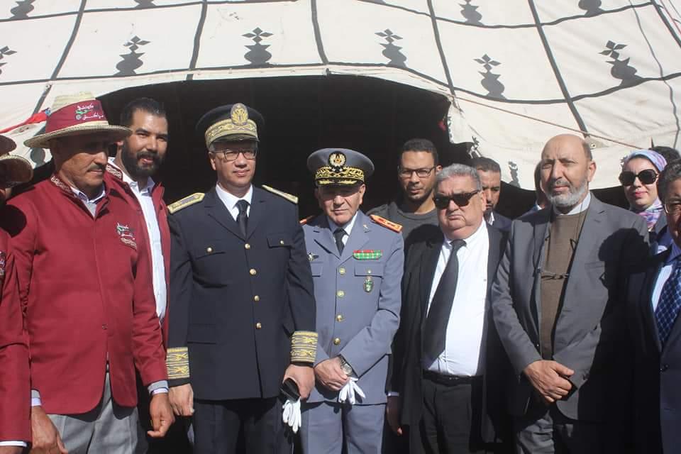 Photo of والي جهة مراكش أسفي يترأس احتفالات عيد الاستقلال