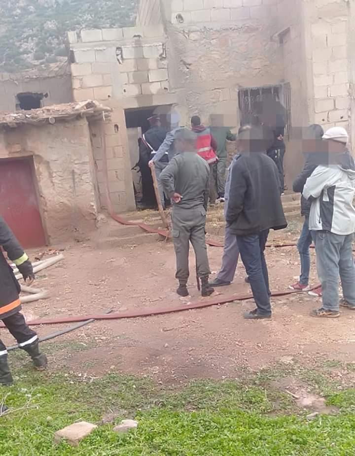 Photo of أفورار / القوات العمومية تلقي القبض على مريض نفسي عنيف بتيموليلت