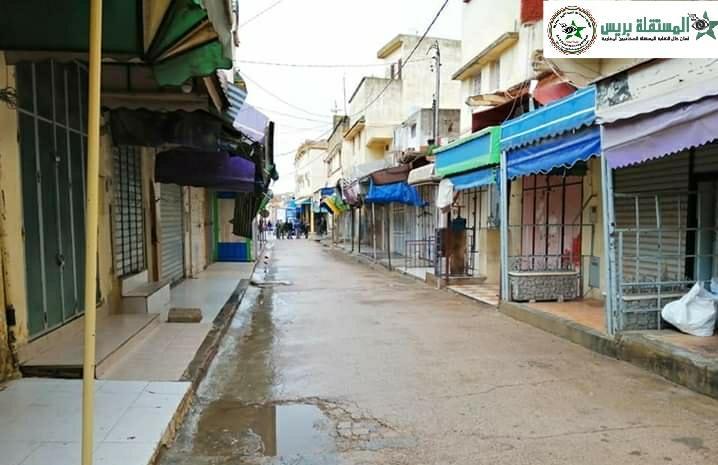 Photo of الحاجب / عدم تجاوب المسؤولين يدفع تجار المدينة لإغلاق محلاتهم