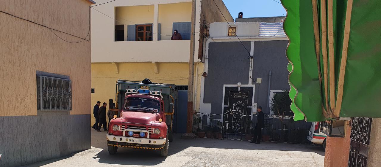 Photo of شقيق رئيس جماعة بإقليم خنيفرة في ضيافة الشرطة