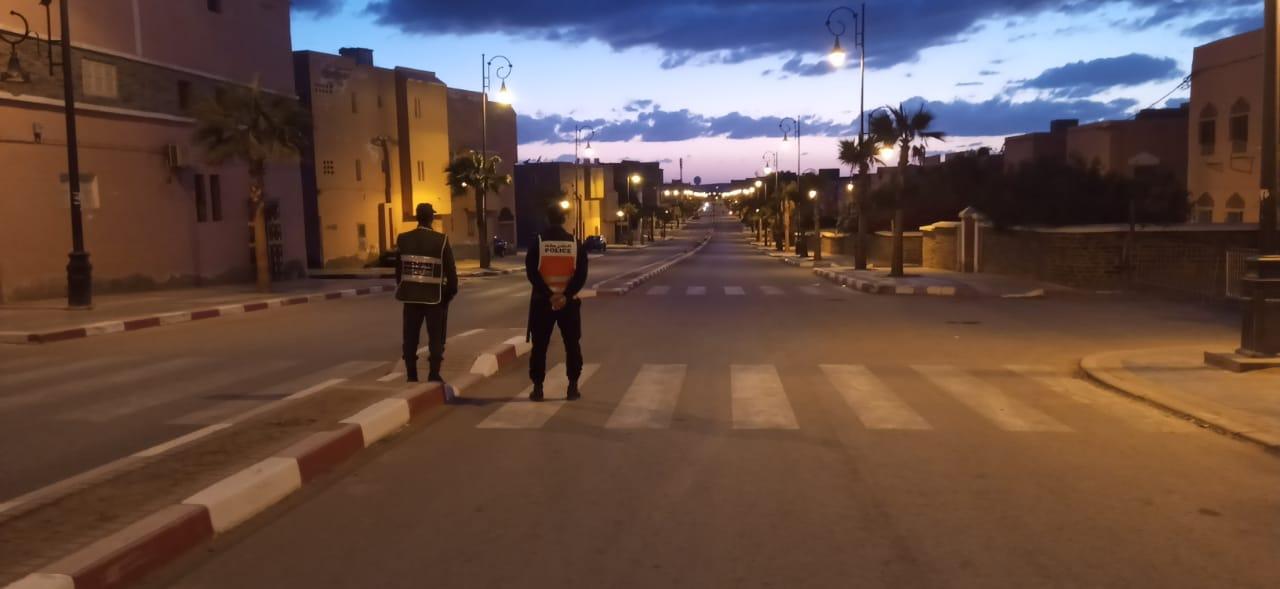 Photo of السمارة / بفضل وعي الساكنة والتزامها البيوت 0 إصابة بفيروس كورونا
