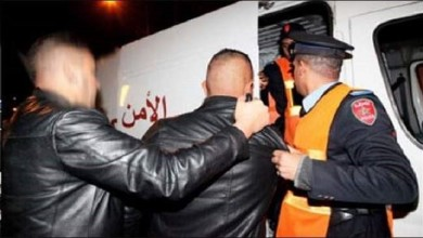 "Photo of مراكش / مروج المخدرات ""بلعور"" في قبضة الشرطة"