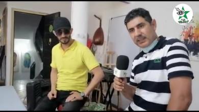 Photo of جلسة حوارية مفيدة مع الفنان التشكيلي عبد القادر بلبشير