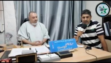 Photo of لقاء مع رئيس جمعية برج إيفل للحلاقة والتجميل