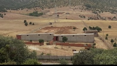 Photo of جرادة / سكان دوار بجماعة لعوينات ينتفضون ضد الترخيص لبناء إسطبلات لتربية الدواجن