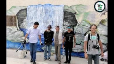Photo of وجدة / شباب حيي المير علي والسي لخضر في حملة واسعة للتنظيف والتزيين