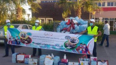 Photo of مبادرة مؤسسة سيد العالم لمكافحة وباء كوفيد ١٩