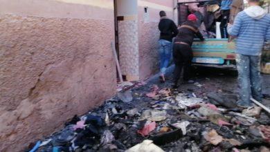 Photo of وجدة / شاحن هاتف محمول (شارجور) يتسبب في اندلاع حريق ويخلف خسائر مادية كبيرة