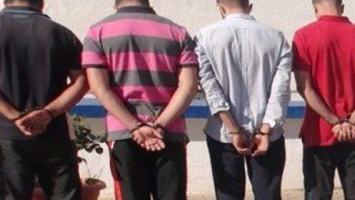 Photo of مريرت / توقيف خمسة أشخاص للاشتباه في تورطهم في الاتجار في المخدرات