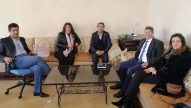 Photo of وجدة / مكتب الأمانة الجهوية للنقابة المستقلة للصحافيين المغاربة يعقد جلسة عمل
