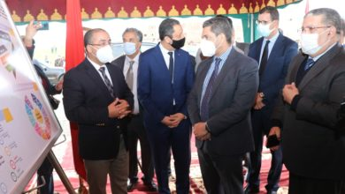 Photo of إقليم خنيفرة / وزير التربية الوطنية يواصل تدشين عدد من المشاريع