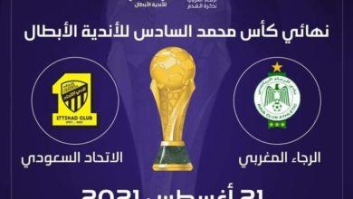 Photo of رسمياً تحدد موعد نهائي كأس محمد السادس للأندية الأبطال