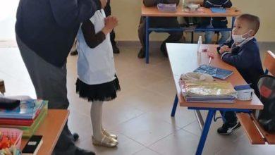 Photo of بركان / تلميذات وتلاميذ فرعية الخضران يخضعون لفحوصات طبية