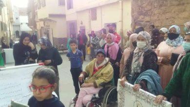 Photo of أزرو/ جمعية النور للأشخاص في وضعية إعاقة تحتفي باليوم الوطني للمعاق