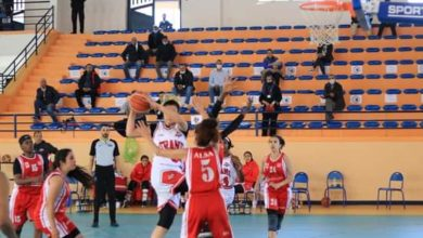 Photo of إفران / كرة السلة سيدات نادي ميشليفن