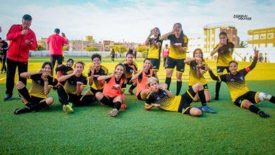 Photo of فريق فتيات السعيدية يحصد ثلاث نقاط