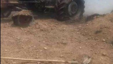 Photo of حريق مهول يأتي على محصول فلاحي وجرار وآلة درس بمنطقة أوراش إقليم خنيفرة