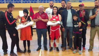 Photo of بركان / مباراة في كرة السلة إناث