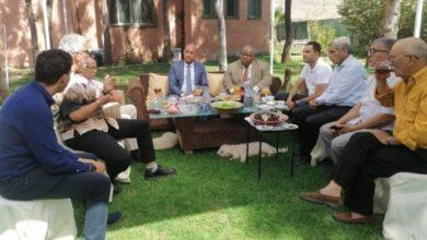 Photo of سفير ساوتومي يحل ضيفا على المجلس الإقليمي للسياحة بالحوز