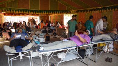 Photo of إقليم بركان / جمعية المتبرعين بالدم تنظم حملة التبرع بالدم
