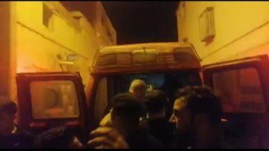 Photo of وجدة / الشرطة القضائية تفتح تحقيقا على خلفية تسجيل وفاة مدمنين على الكحول+فيديو