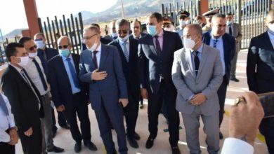 Photo of السيد والي جهة بني ملال يواصل زياراته الميدانية لعدد من المؤسسات التعليمية