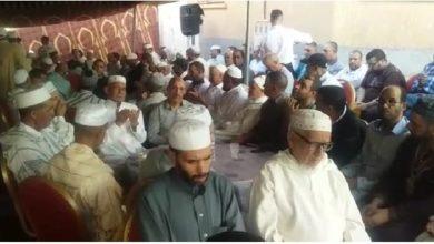 Photo of أزرو / حفل تأبين المرحوم الشيخ الفقيه الحاج الهاشمي الصابوني